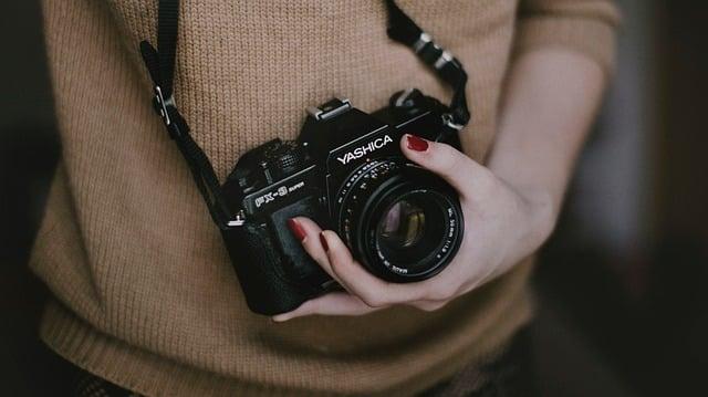 Pelni ar savu hobiju, fotografēšana
