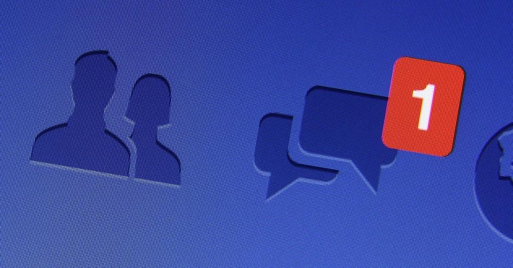 Facebook slepenā pastkastīte