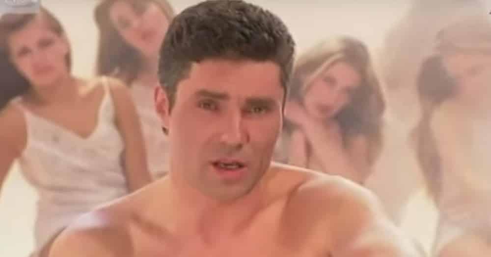 """Juris Žagars seksīgā klipā """"Vēl Man Jāmeklē"""""""
