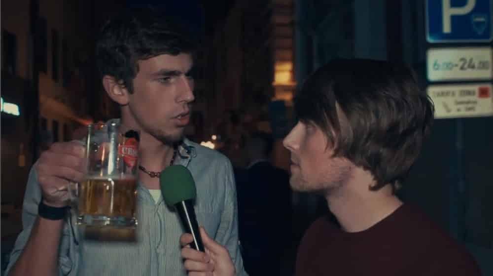 Ko rīdzinieki domā par alkoholu? Atbild trijos naktī Vecrīgā