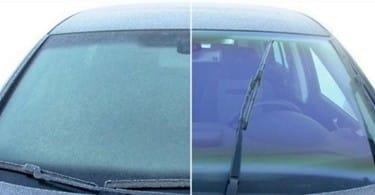 Aizsalis vējstikls